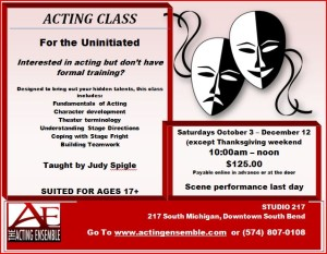 Acting for the Unitiated